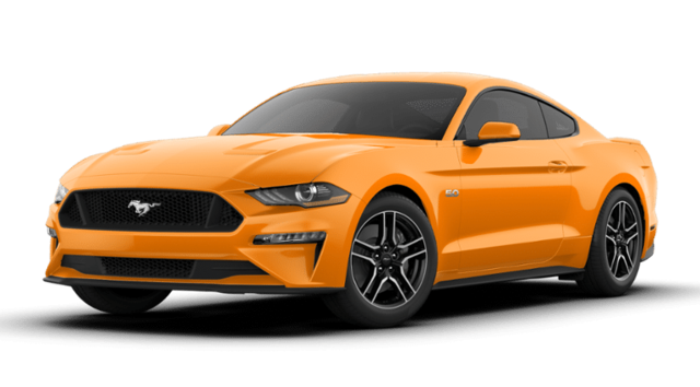2018 Ford Mustang GT Coupe Coupe